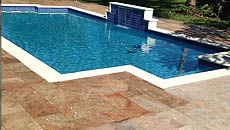 POOL DECK & PATIO