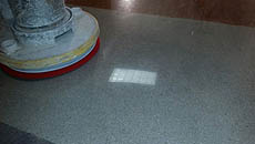 POLISHED CONCRETE NON-SLIP SURFACES