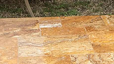 OUTDOOR CONCRETE (TRAVERTINE)